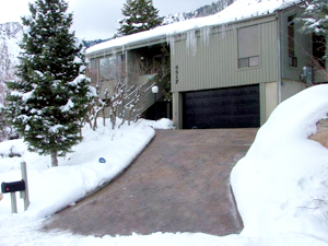 WarmQuest heated driveway systems